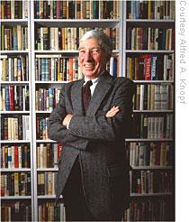 John Updike Photo from VOA, Photo Courtesy of Alfred A. Knopf