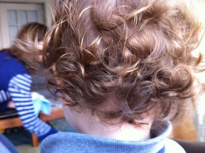 George-curls